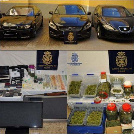 Al banquillo los líderes de un grupo criminal dedicado a la venta de droga y blanqueo de capitales en Puertollano