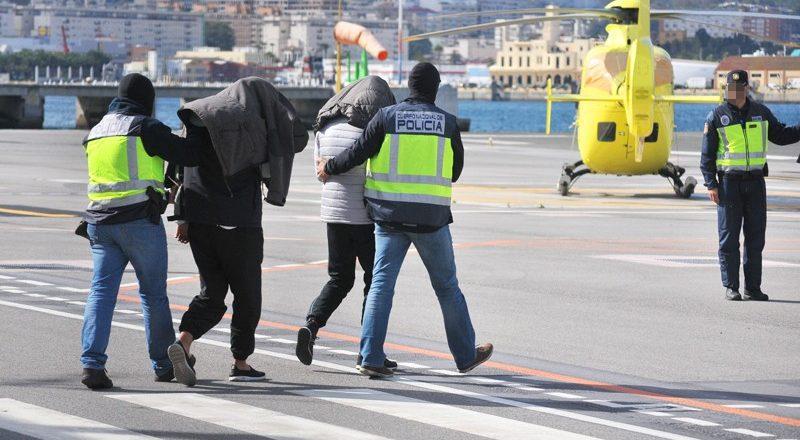 La Policía Nacional de Ceuta colabora en la detención de dos remesadores de DAESH