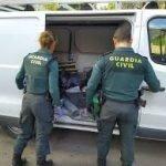 Diez detenidos en la operación de la Guardia Civil contra el blanqueo de capitales con registros en Estepona